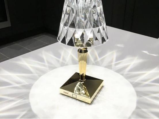 Kartell - Battery Table Light