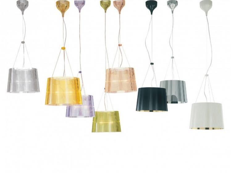 Kartell - Ge Suspension Lamp