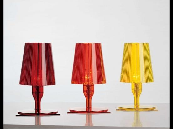 Kartell - Take Table Lamp