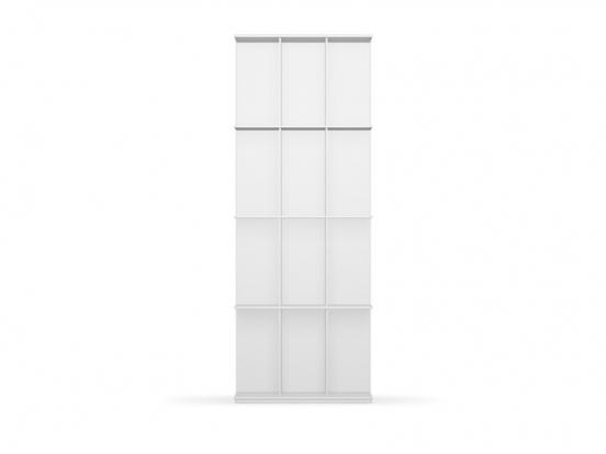 Calligaris - Division 12 Compartment Bookcase (H:197.5cm)