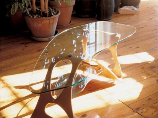 Zanotta - Arabesco Coffee Table