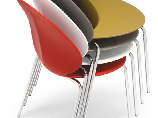 Calligaris - Basil Chair Straight leg