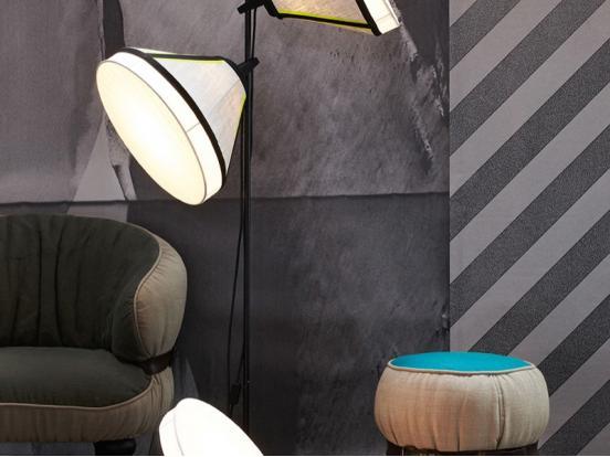 Diesel - Drumbox Floor Lamp