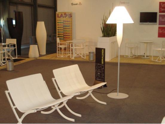 Serralunga - Bonheur Outdoor Floor Lamp