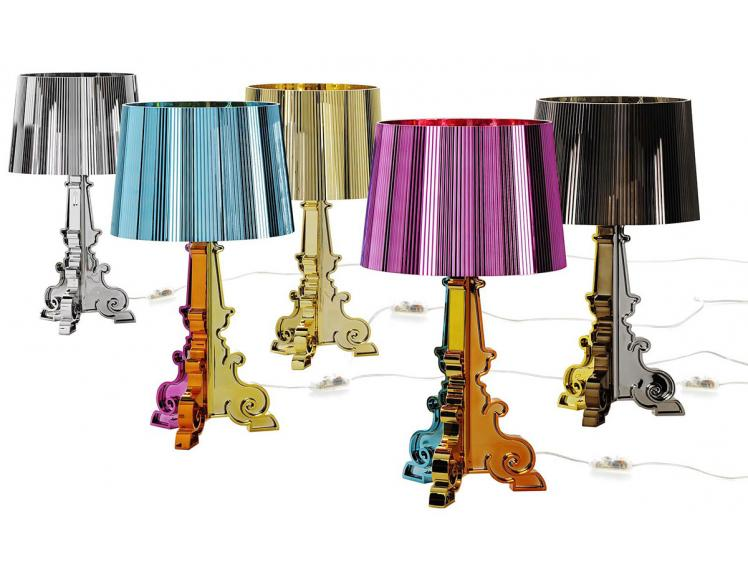 Kartell - Bourgie Multi Coloured Lamp