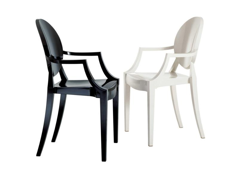 Kartell - Louis Ghost Chair - Solid Colours pack of 4 | Scossa