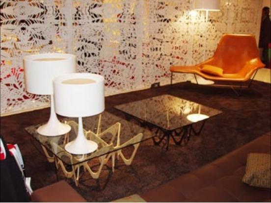 Zanotta - Butterfly Coffee Table