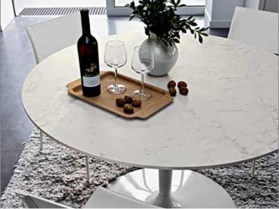 Connubia - Planet 120 Dia Table