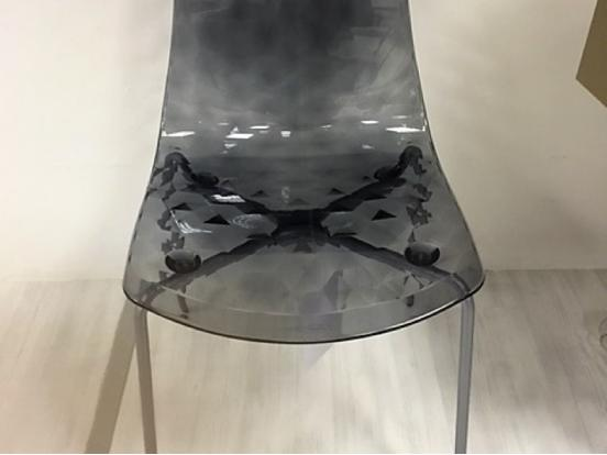 Calligaris - Ice Chair Clearance (1 In Stock) 60% Off
