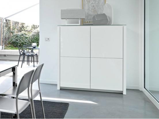 Calligaris - Mag 4 Door Cabinet