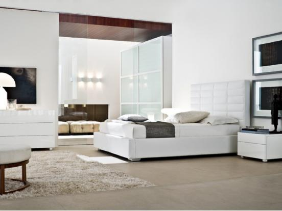 Silenia - Carlos Bed High Headboard