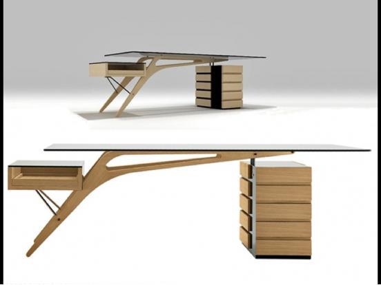 Zanotta - Cavour Desk