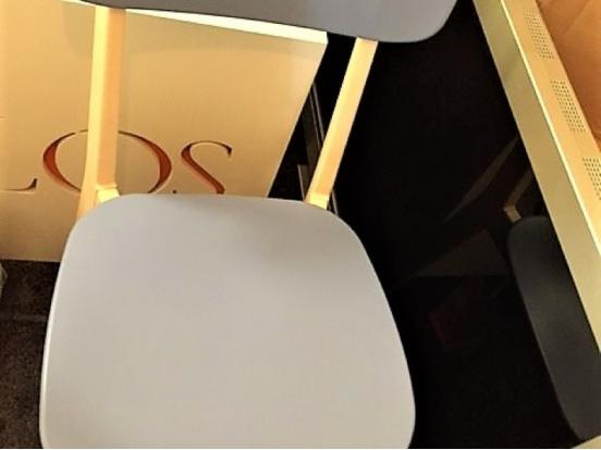 Calligaris – Cream Chair Clearance (1 In Stock) 60% Off