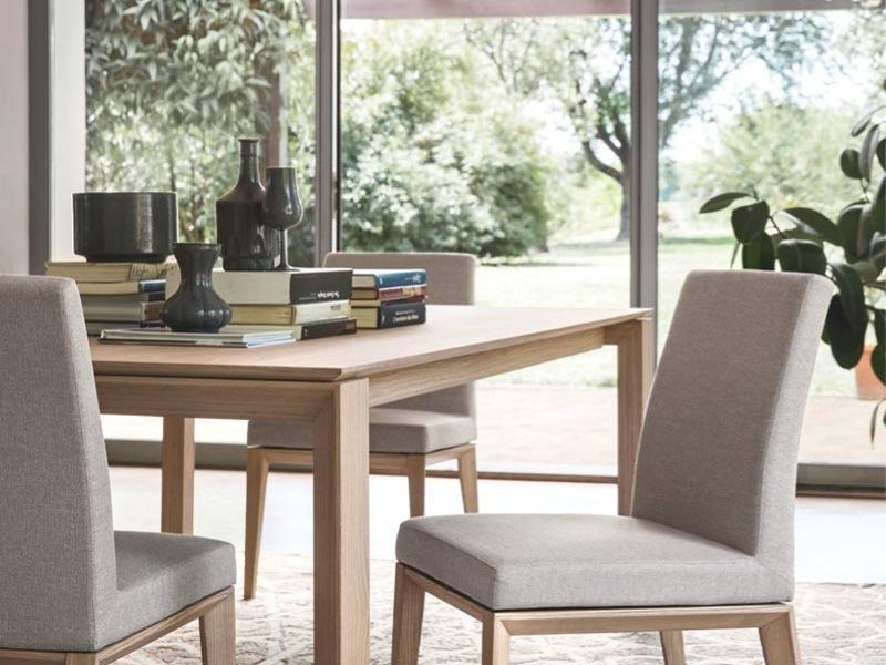 Calligaris   Omnia 160cm Wood Table