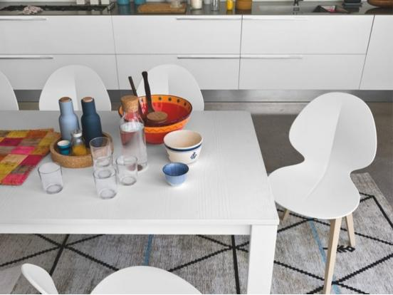 Calligaris - Duca Table Ceramic 110cm x 70cm