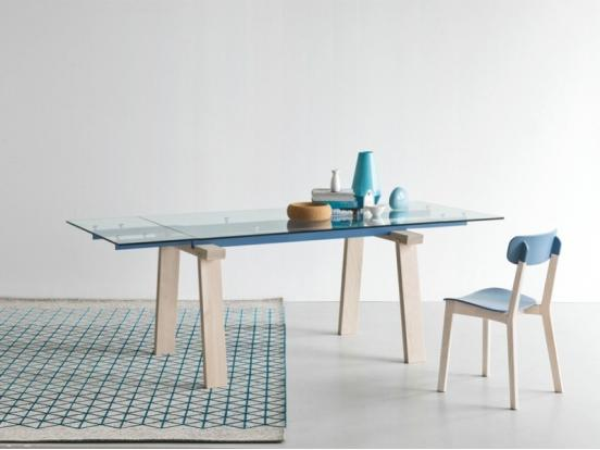 Calligaris - Levante Table 140-90cm