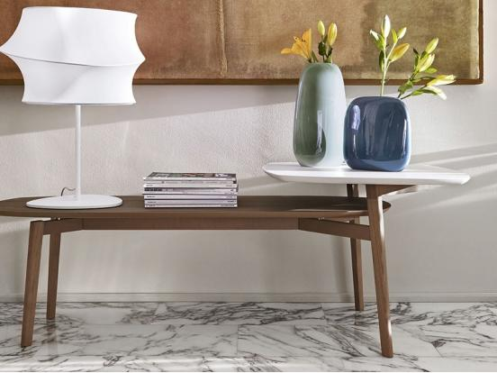 Calligaris - Match Two Tiered Coffee Table