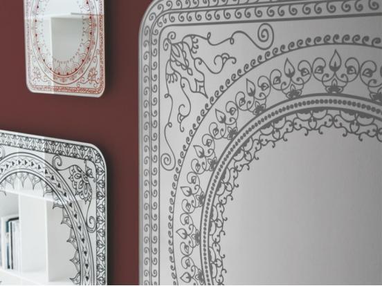 Calligaris - Damasco Mirror