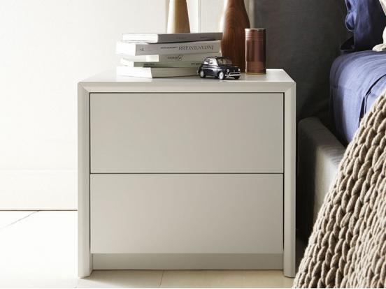 Connubia - Password 2 Drawer Nightstand