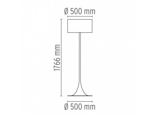 Flos - Spun Floor Light