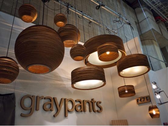 Graypants - Drum 18 Scraplight Pendant