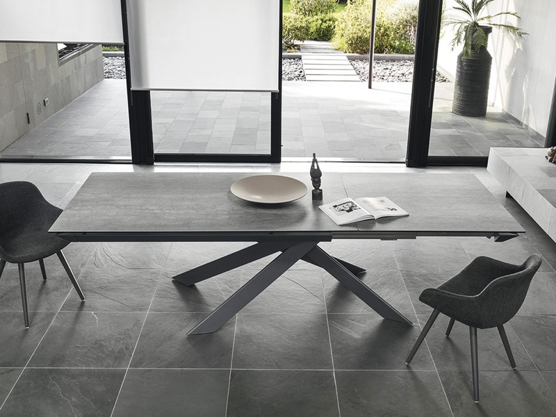 Lovely Calligaris   Eclisse Ceramic Top Dining Table