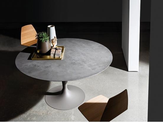 Sovet - Flute Table Ceramic