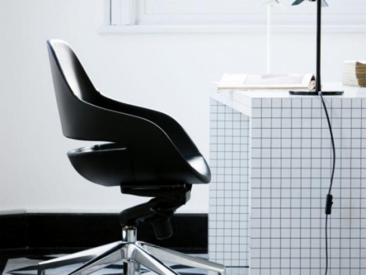 Zanotta - 2270/1   2270/ 2 Eva Office chair