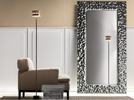 Fiam Italia - Venus Floor Standing Mirror (200 x 105cm)