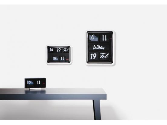 Established & Sons - Font Clock Small