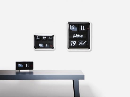 Established & Sons - Font Clock Medium