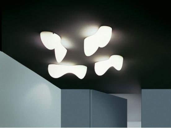 Foscarini - Blob Ceiling & Wall Light