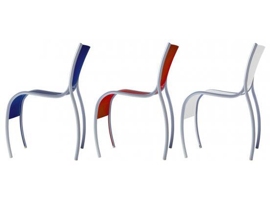 Kartell - FPE Fantasic Plastic Elastic Chair