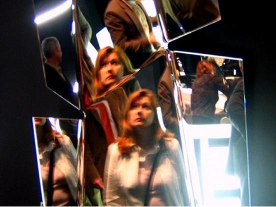 Fiam Italia - Hasami Mirror