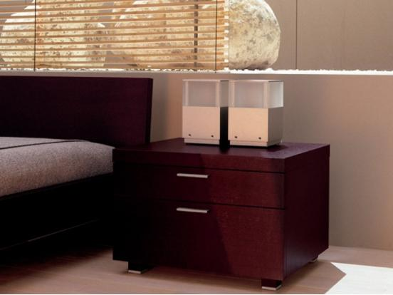 Silenia - Hiro 2 Draw Bed Side Cabinets