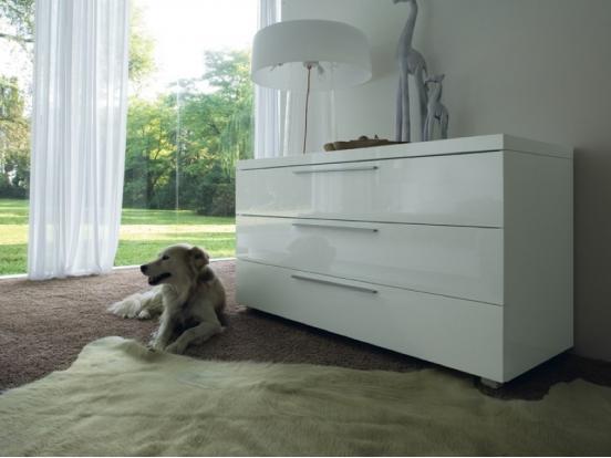 Silenia - Hiro 3 Draw Dresser
