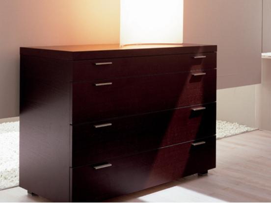 Silenia - Hiro 4 Draw Dresser