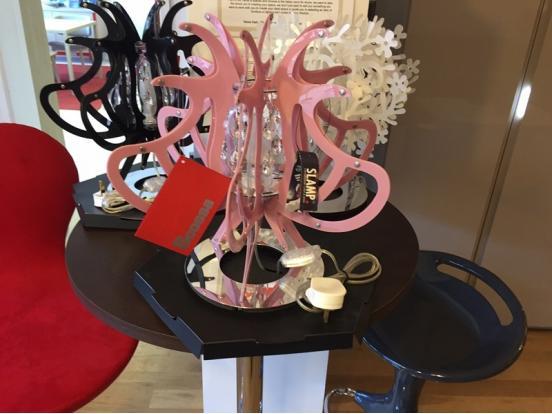 Slamp - Fiorelle & Comodina Table Lights Ex display