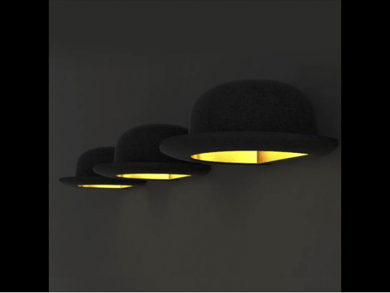 Innermost - Jeeves Wall Light
