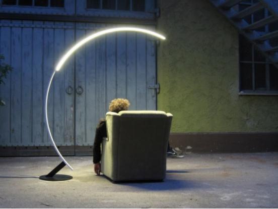 Kundalini - Kyudo Floor Light