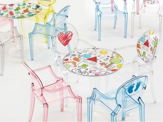 Kartell - Childrens Tiptop Table
