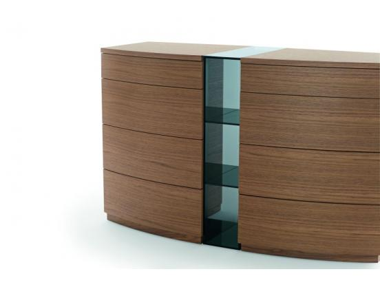 Silenia - Kristall 8 Draw Cabinets