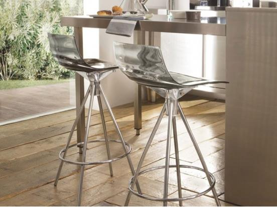 Connubia - L'Eau Fixed Stool