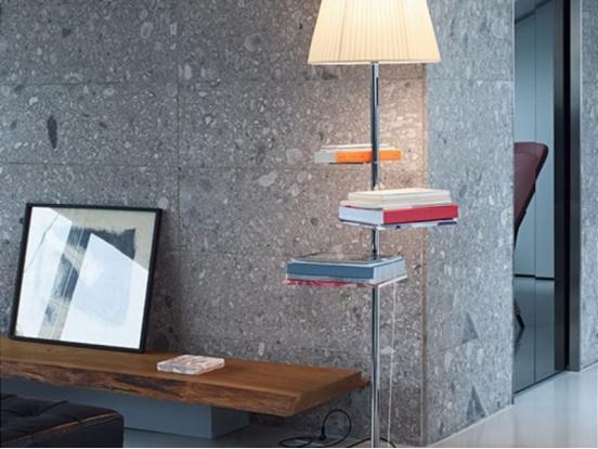 Flos - Bibliotheque Nationale Floor Lamp