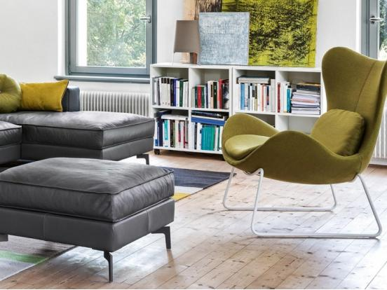 Calligaris - Lazy Armchair (Metal)