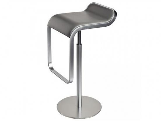 Lapalma - Lem  Leather Bar Stool