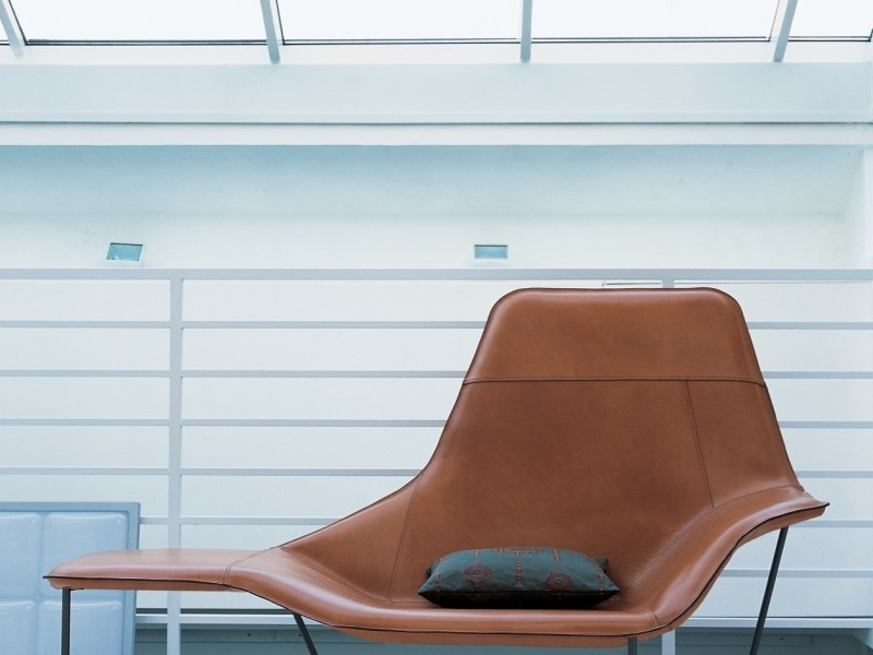 Zanotta - Lama on chaise recliner chair, chaise furniture, chaise sofa sleeper,
