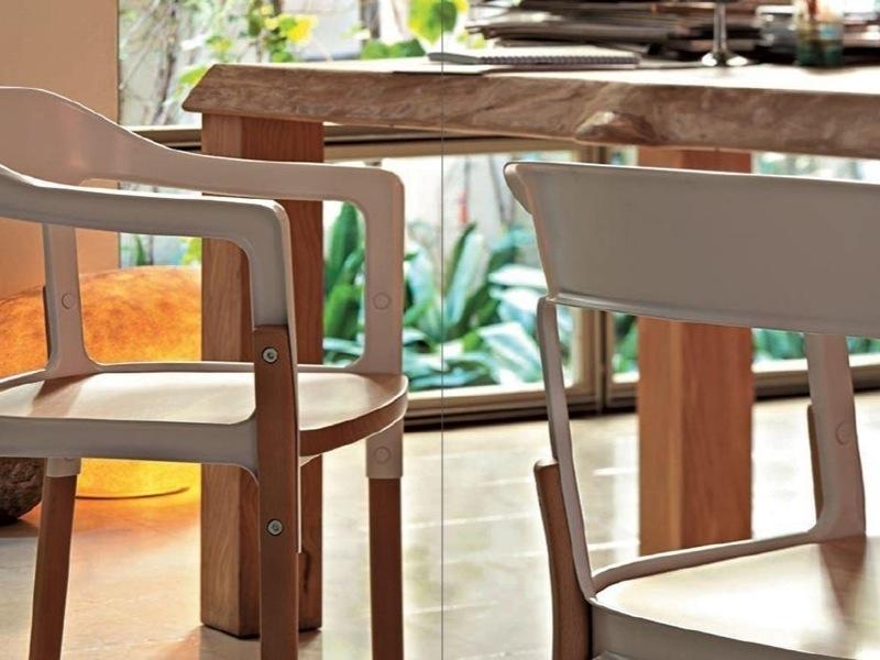 Magis - Steelwood Chair