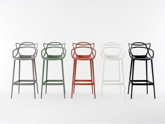 Kartell - Masters Kitchen Height Stool