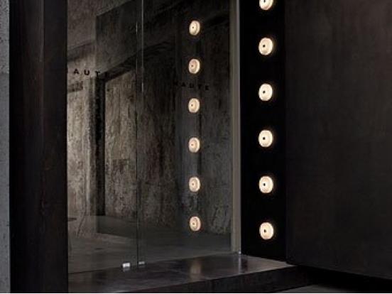 Flos - Mini Button Glass Ceiling & Wall Light